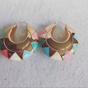 Jewelry - Gold plate Earrings 🛍🎀🛍